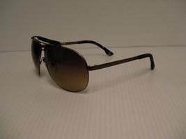 Diesel sunglasses DL0027 col.35P 63/11 aviator style bronze frame brown lenses - $79.15