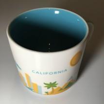 STARBUCKS COFFEE MUG 14 oz. cup CALIFORNIA YOU ARE HERE COLLECTION - $29.85