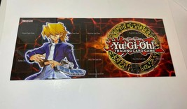 Vintage 1996 Yugioh Konami Trading Card Game Dueling Board 2 Sided Shone... - $13.85