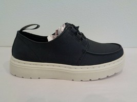Dr. Martens Size 7 WALDEN AJAX Black Leather Lace Creepers New Womens Shoes - $117.81