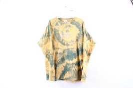 Vintage 90s Mens Large Michigan State University Acid Wash Long Sleeve S... - $39.55