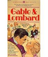 Gable & Lombard [Paperback] [Jan 01, 1975] Harris, Warren G. and Moll, C... - $68.31