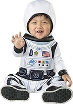 Incharacter Astronaut Tot NASA USA America Infant Baby Halloween Costume... - $24.64