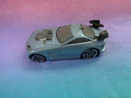 2004 McDonald's Mattel Blue Car - as is - not working - $1.56