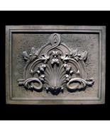 Baroque Ornament Large  Decorative Plaque Sculpture Replica Reproduction - $137.61
