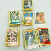 """1987 Topps 5.5"""" of baseball cards - $9.55"""