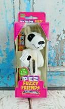 NIB PEZ Fuzzy Friends Dakin Rascal Bull Terrier Candy Dispenser - $6.92