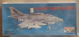 A4 E/F Skyhawk 1/72  model plane Sealed never opened MiNicraft Vintage 1... - $17.00