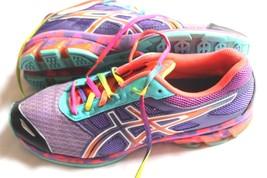 Asics Gel Frantic 7 Running Workout T3A6Q Multi Color Shoes Size 9.5 SNE... - €29,82 EUR