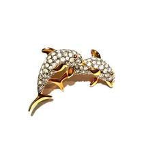 Swarovski Crystal Dolphin Tac Pin - $25.00