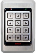 NEW Bosch Security D8229 Access Pin Keypad Stainless Steel Wiegand Security - $154.79