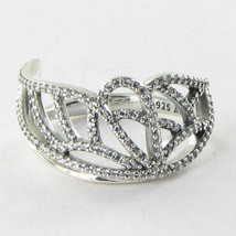 Pandora 190937CZ Ring Butterfly Wing Cubic Zirconia Sterling Silver Sz 6... - $55.28