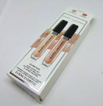MARC JACOBS GLOSS DUO Nude Gloss Set 2 x 0.16oz/5ml NIB - $25.95