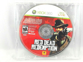 Red Dead Redemption (Microsoft Xbox 360, 2010) Tested Disk Only - $6.99