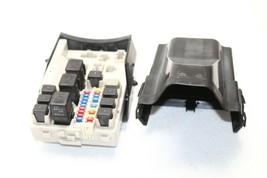 2003 INFINITI G35 SEDAN ENGINE BAY FUSE RELAY BOX AND COVER P5112 - $88.19