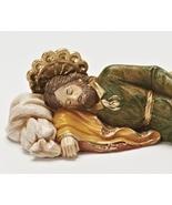 FONTANINI SLEEPING ST JOSEPH STATUE - $47.95