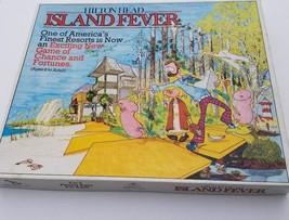 Vintage Hilton Head Island Fever Board Game 1982 South Carolina - $27.55