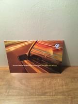 1995 Volkswagen Line Brochure - $8.90