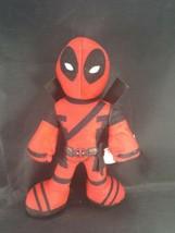 "Marvel Deadpool Plush Stuffed Toy with Swords 9"" Marvel Studios - $12.86"