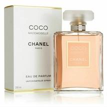 CHANEL COCO MADEMOISELLE 6.8 oz / 200 ml LARGE Eau De Parfum EDP, NEW, S... - $290.99