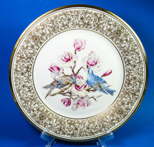 "1972 Lenox Edward Marshall Boehm Birds Mountain Bluebird 10.75"" Plate LE - $27.50"