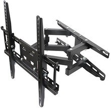 Husky Mounts Most 32-55 Inch Dual Arm Full Motion TV Wall Mount. 66 Lbs ... - $35.80