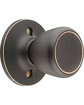 Design House 728691 Terrace Dummy Door Knob Oil Rubbed Bronze Oil-Rubbed... - $10.88