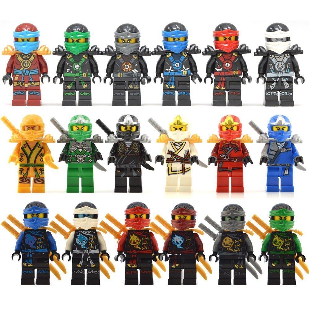 все человечки из лего ниндзя го картинки с именами это наличием большего