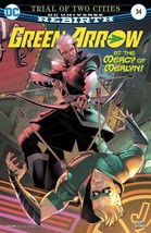 Green Arrow #34 NM DC - $3.95