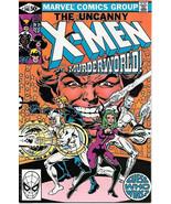 The Uncanny X-Men Comic Book #146, Marvel Comics 1981 NEAR MINT NEW UNREAD - $17.34
