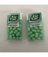 Tic Tac Wintergreen Mint 2 New Seal Best By Nov 20 Unopened Sealed Packs - $7.37