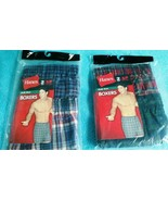 Hanes Full Cut Boxers, Size Small, Various Colors - New / Sealed - $12.98