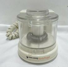 Black & Decker Handy Chopper, Mincer / Chopper HC-20 Mini Food Processor... - $19.99