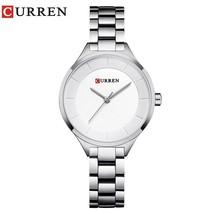 CURREN Relogio Masculino Women Watch Stainless Steel Quartz Wrist watch Creative - $35.20