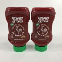 Red Gold Sriracha Hot Chili Sauce Ketchup - 2 Bottles 20oz 03-28-21 - $17.99