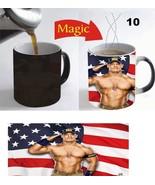 Wrestling Legend John Cena Magic Mug Color Change Tea Milk Coffee Mug 11... - $15.83