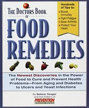 The Doctors Book of Food Remedies: The Newest Discoveries in the Power o... - $11.88