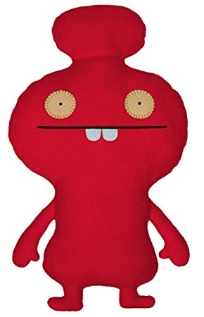 Primary image for Ugly Doll Classic Plush Doll, Mynus