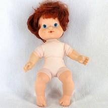 "Strawberry Shortcake Blow Kiss Doll Vtg 1982 Kenner American Greetings 13"" - $14.99"