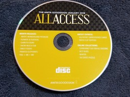 All Access January 2018 Anita Goodesign  - $74.25
