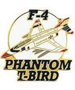 USAF T-Bird F-4 Phantom Pin - $7.91