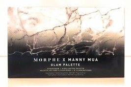 Morphe X Manny Mua Glam Palette Full Size Nib - $14.84