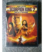 The Scorpion King 2: Rise of a Warrior (DVD, 2008, Full Frame) - $0.99