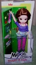 "Moxie Girlz Straight-A Style Ida 10.5"" Doll New - $13.88"