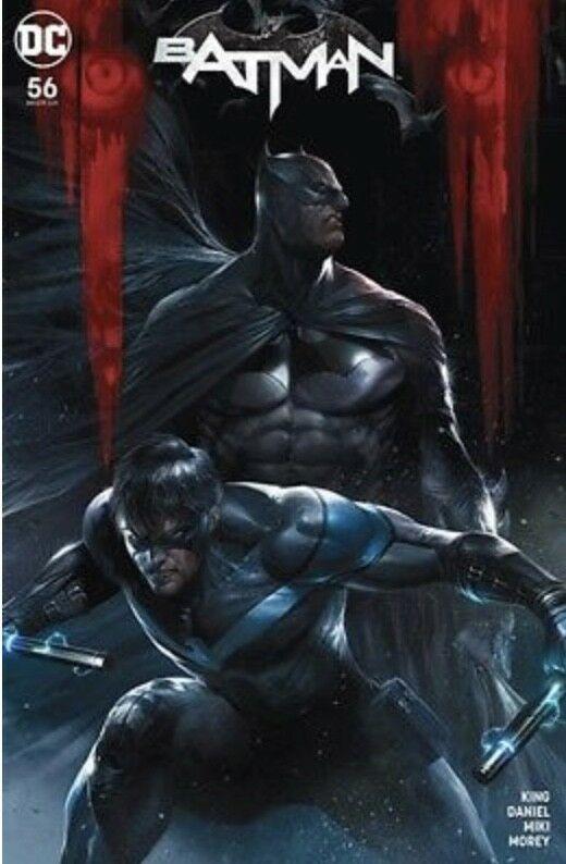 DC Comics Batman 56 Foil 2018 NYCC Exclusive