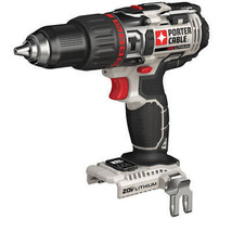 Porter-Cable 20V MAX Cordless Lithium-Ion Hammer Drill (Bare Tool) PCC62... - $109.89