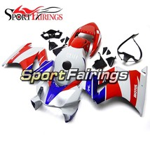 Fairings Kit For Honda VFR800 2002-2012 Frames Bodywork White Blue Covers Hulls - $446.92