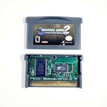 Advance Wars 2: Black Hole Rising (Nintendo Gameboy Advance 2003) AUTHEN... - $27.53