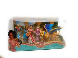 Disney Elena Of Avalor Adventure Figurine Set Pack New 2017 Figures Jakk... - $15.88