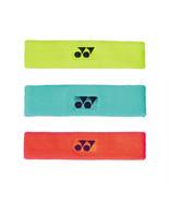 Yonex Badminton Tennis Headband Hairband Sports Gym Fitness 1 PC 209BN003U - $12.93